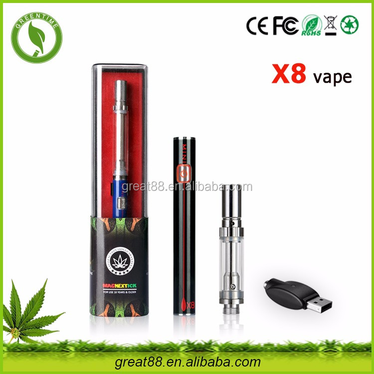 Greentime X8 set 400 puffs the best vapor smoking device vapor liquid flavors
