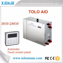 TOLO Sauna Leisure Equipment Swim Spa Sauna Accessories / Residential Steam Turbine Generator