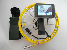 Sony CCD industrial sewer pipe inspection camera