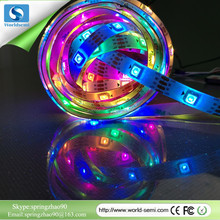 magic digital built-in WS2811 dream color WS2813 rgb 5050 led strip