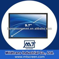 lcd laptop screen spare part for LP097X02-SLA3