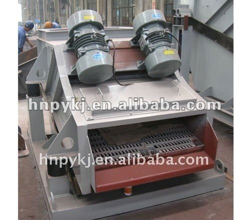 Gold, Silver, Nickel, Copper, Platinum, Palladium Vibrating Screen for Mining Selection
