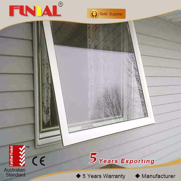 Manufacturer custom aluminum awning windows casement window double hung windows
