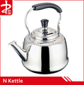 Turkish teapot hot Sale Stainless Steel Teapot
