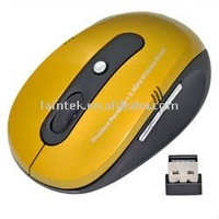 2.4g optical wireless mouse with mini receiver