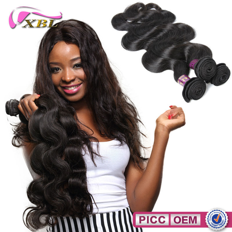 Wholesale Unprocessed Brazilian Hair Guangzhou Xibolai Hair Products Firm