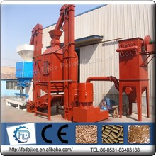 2017 full automatic Industrial factory price CE Certificated complete wood pellet production line / pellet making machine price
