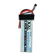 Wholesale 6000mAh 14.8V 50C RC LiPo Battery Packs