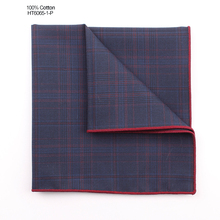 2016 Fashion Men Cotton Pocket Handkerchief