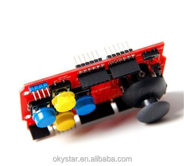 JoyStick Shield V2.0 Supported Ardu UNO board
