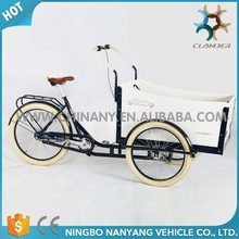 China Manufacturer Tricycle Cargo Bike