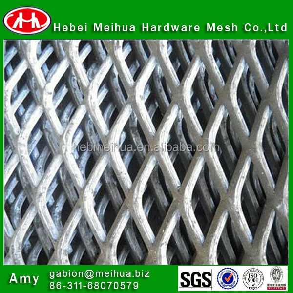 hot sale high qulity expanded metal mesh home depot