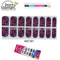 Professional Nail Stickers Manufacturer OEM Fingernail Sticker