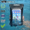Cheap pvc waterproof bag for iphone with string/plastic mobile bag waterproof
