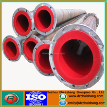 polyurethane lining pipe series used in coal industry
