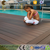 Factory price New generation latest decking technology co-extrusion WPC decking
