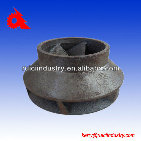 china custom electric motor cooling impeller