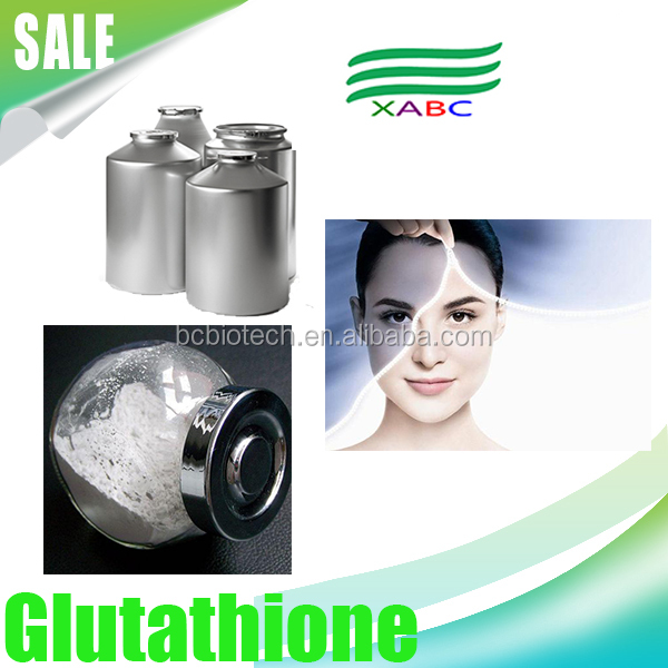 Pure Glutathione, Best price Glutathione powder/CAS No.: 70-18-8