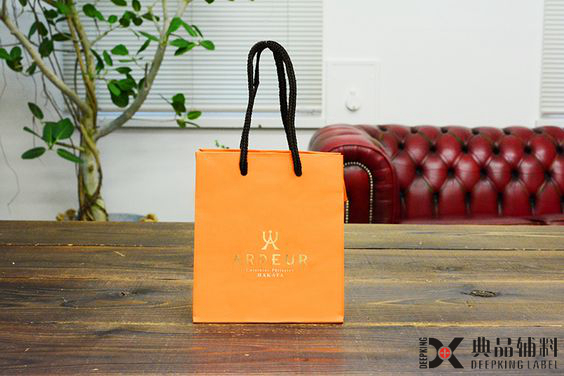 rope handle paper bag paper shopping bag personalized paper bag for shopping