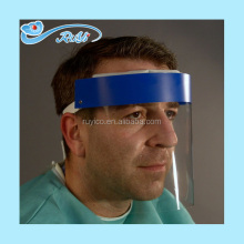 Splash Protection Disposable Anti-fog Face Shield for dental surgery use