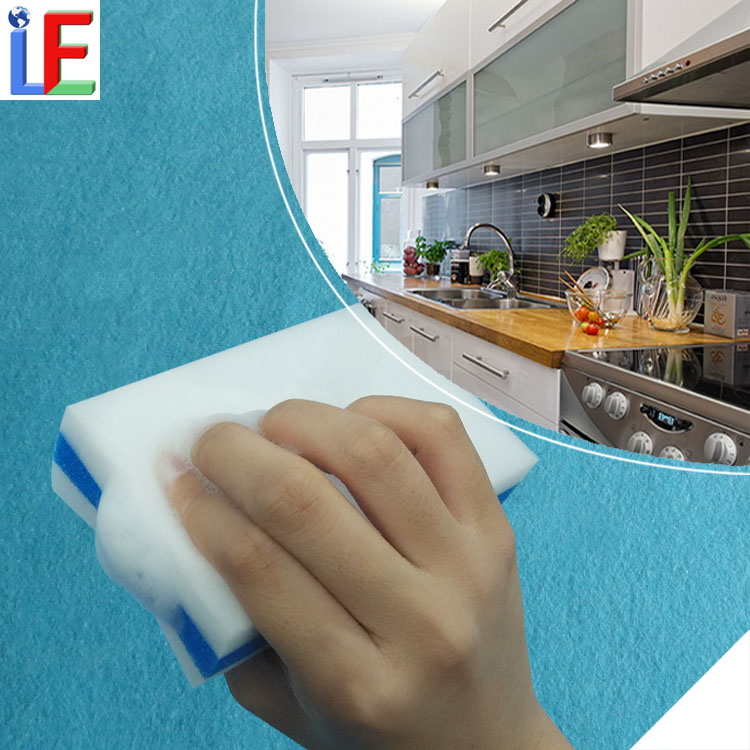 Wholesale innovative household product remove Graffiti Magic Cleaning Sponge For Wall Tile