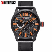 CR 8247 2017 CURREN Men Watches