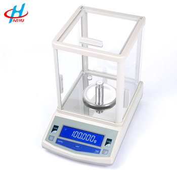 JT-D 100g 200g 300g 1mg 0.001g sensitive electronic laboratory scale digital analytic balance