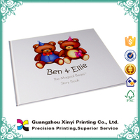 Paperback board on demand cheap comic children book printing