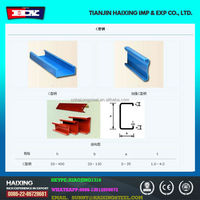 Best selling c channel steel dimensions