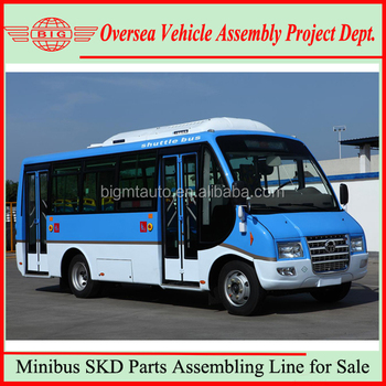 Joint Venture Partner in Local Mini Bus Assembly Plant Construction