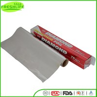 Factory aluminum foil roll composited aluminum foil paper in roll