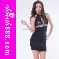 New fashionable nigty club young sexy one piece dress