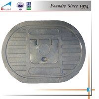 Top hot new products cast iron telecom manhole cover