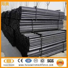 High quality cheap 1.25lbs pvc coated y type competitive price removable fence postused hot dipped galvanized y post wholesale