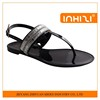 Wholesale Cheap price PVC jelly shoes new design women jelly sandals