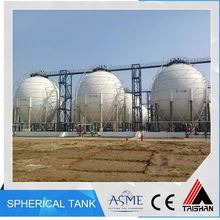 Grp Water Pressure Spherical Vessel Tank Price