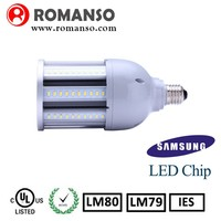 hot new products samsung 5630 chips 30w led corn bulb light china heat resistant light bulbs