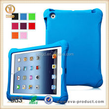 Shock Resistant Rubber Bumper Tablet Case for iPad 3 Case Cover