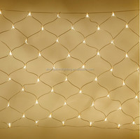 event decoration commercial outdoor 2x2m led net light