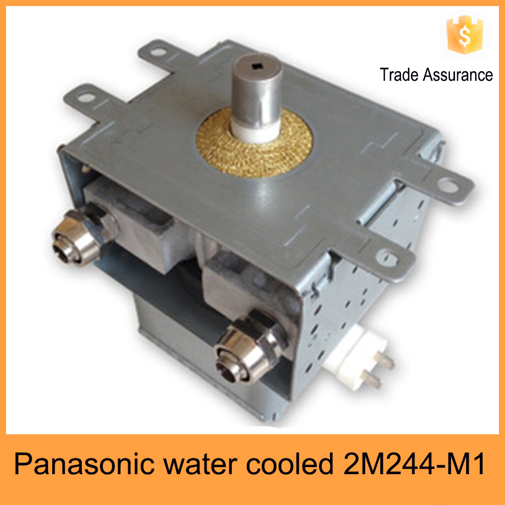 new panasonic 1000w 2m244-m1 water- cooled magnetron