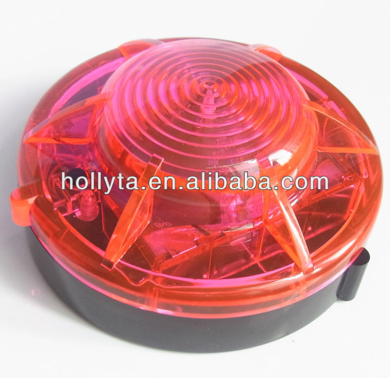 LED Car Truck Emergency Beacon Light Warning Lamp Red