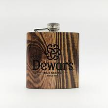 empty water bottle custom flask wooden whiskey barrels for sale