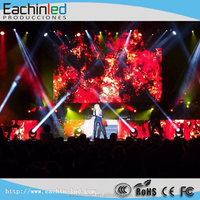 Pixel pitch 5mm indoor HD led video wall display full color large led display screen