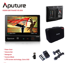 Aputure 1920*1200 resolution 1080p 7 inch lcd monitor with hdmi