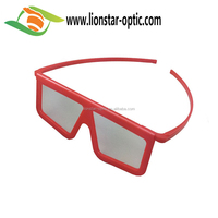 Cheaper Price Plastic Custom Logo Chromadepth Glasses 3D Effect Glasses