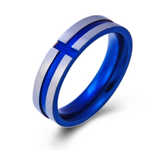 Charming Jewelry Special New Design Finger Ring Blue Ring Model For Men Women