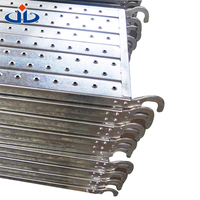 Anti Slip Scaffold Board Q195~Q235 Material Hot Dipped Galvanized Floor Decking Sheet Steel Grating Catwalk Platform
