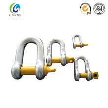 Us type clevis forged d shackle