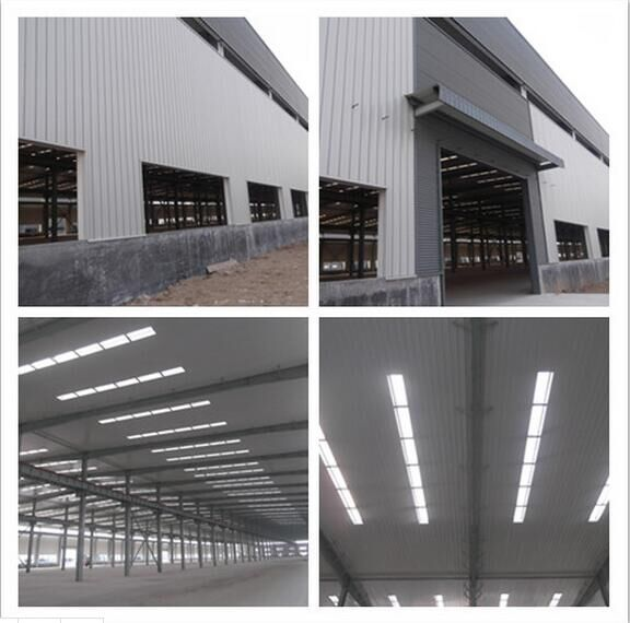 China Wholesale Pre Engineering Residential Building Steel Structure, Prefab Steel Structure