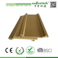 WPC exterior wall panels/ WPC wall cladding boards